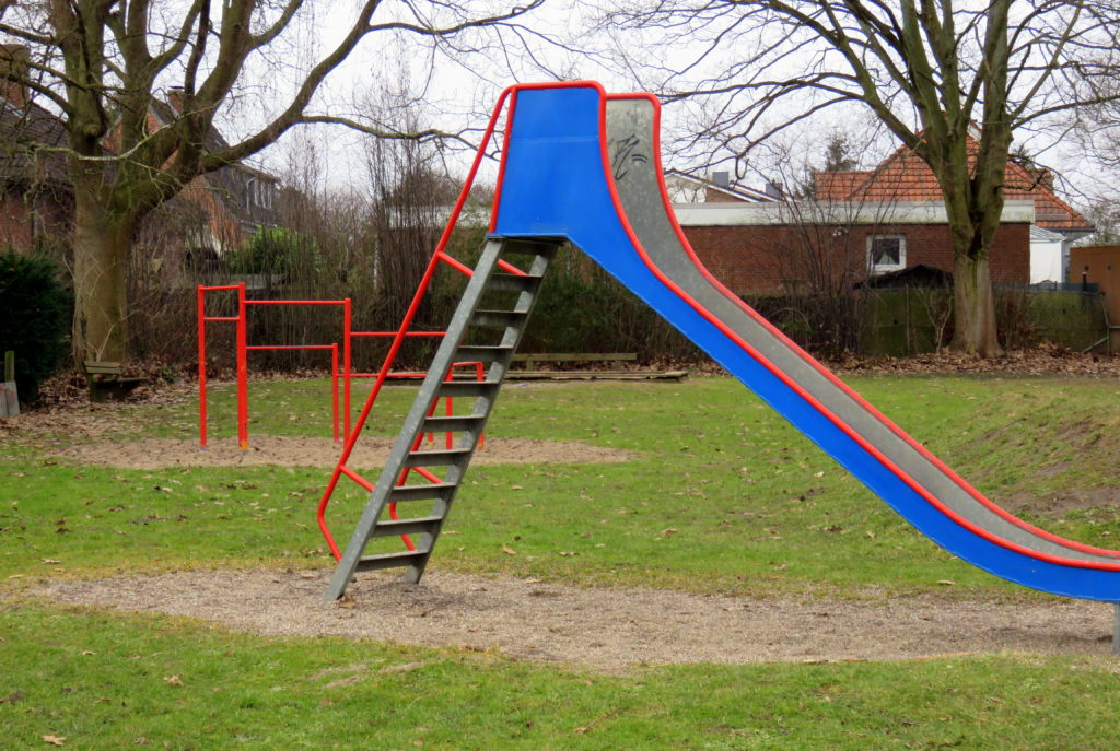 Siedlung Gärtnergasse - Spielplatz Gemeinschaftshaus